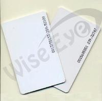 Thẻ cảm ứng trắng mỏng 125 KHZ 0.8 MM